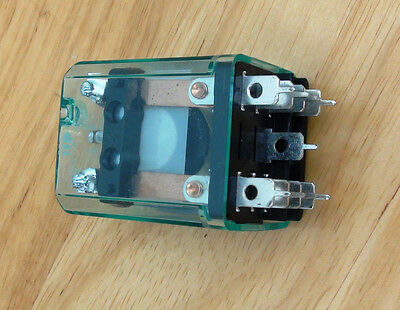 Midtex Magnetic Latching Relay DPDT, NEW