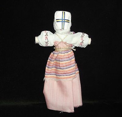 "Handmade Scythian-Sarmats-Slavic Charm-Amulet Big Doll Motanka ""Family Welfare"""