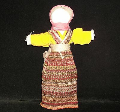 "Handmade Scythian-Sarmats-Slavic Charm-Amulet Big Doll Motanka ""From Evil Eye"""