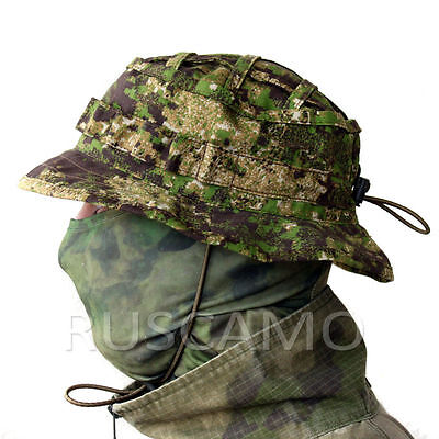 "Russian BOONIE hat ""Scout"" (PenCott™ Green Zone)"