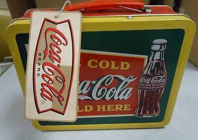 Coca-Cola Collectible Item # 8625 Lunch Box