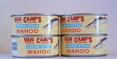 Van Camp's Wahoo Tuna