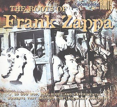 The Roots of Frank Zappa - Various Artists - CD As New Condition