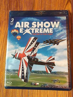 Airshow Extreme - The Sky's The Limit 3 Blu Ray Disc Collection