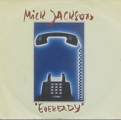 Mick Jackson ( Michael jackson )  eveready