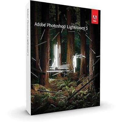 Adobe Photoshop Lightroom 5 5.6 5.7 Full English version NEW for win/mac