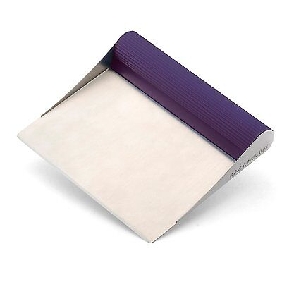 Rachael Ray Tools Bench Scrape Shovel PURPLE Cake Scraper NEW Eggplant