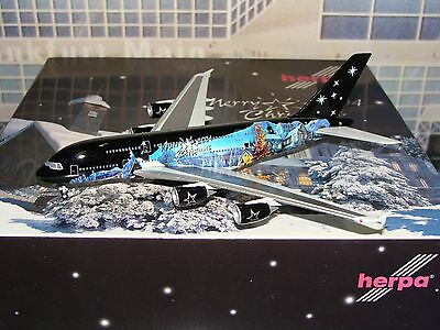 Herpa Wings 500 Christmas 2004 A380 514194 1/500 **Free S&H**
