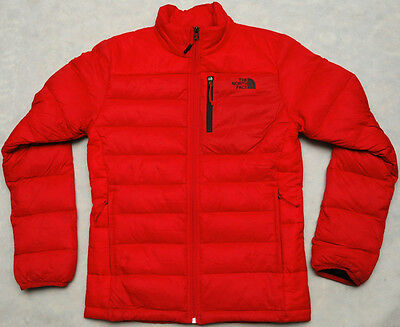 THE NORTH FACE ACONCAGUA - 550 GOOSE DOWN warm MEN'S SWEATER JACKET - size S