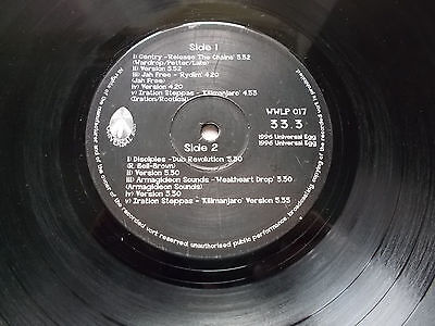 Lead With The Bass II - LP - The Disciples Iration Steppas Jah Free u.a.