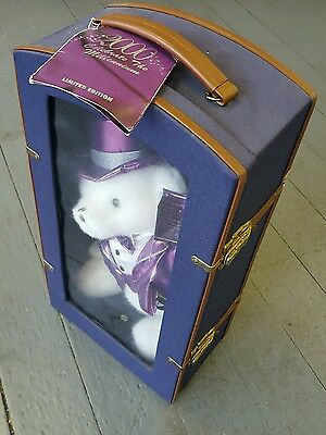2000 Celebrate The Millennium Limited Edition Keepsake Bear by Lee Capozzi