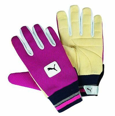 Puma Half Chamois Plasma Wicket Keeping Inner Gloves Size Mens