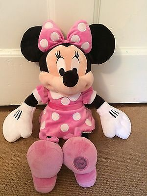 Minnie Mouse Soft Toy Disney Store Mickey Mouse Clubhouse