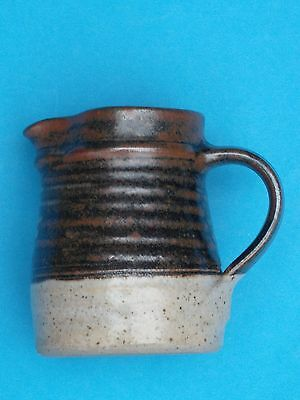 Studio Pottery Cream Jug by Warwick Parker - David Leach Connection-Lower Down.