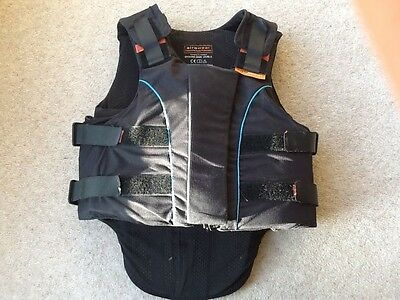Horse Riding Body Protector (Airowear Outlyne Junior size Y3 Long)