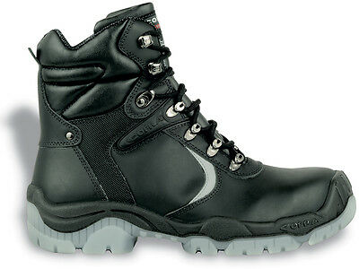 Cofra Tampere Safety Boots Composite Toe Cap & Midsole Wide Fit Mens Thinsulate
