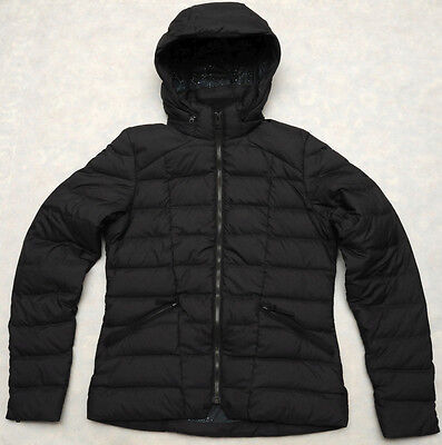 THE NORTH FACE CATS MEOW - GOOSE DOWN - warm WOMEN'S HOODIE JACKET - size M