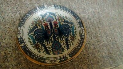 GREEK HAND MADE plate