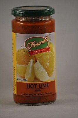 Hot Lime Pickle Relish 380g | GLUTEN FREE |SHIPPING DISCOUNT