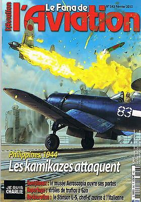 Le Fana De L'aviation   N° 543