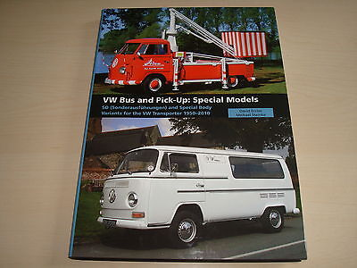 Volkswagen Bus & Pick-Up: Special Models & Special Bodies - Dated 2011 Brand New