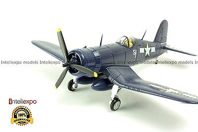 F4U-1D Corsair, VMF-323 - 1945 US Fighter Plane Diecast Model 1/72 No 29