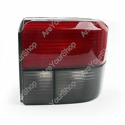 VW Transporter T4 Caravelle Trasera Luz De Freno Tail Light Right Smoked Red