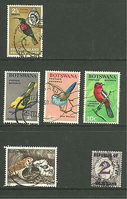 Botswana: 1961-82 A used selection