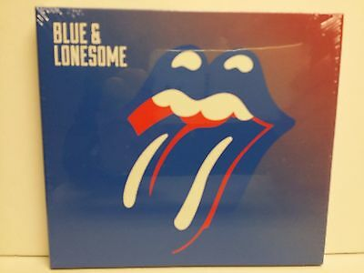 The Rolling Stones - Blue & Lonesome - Cd - 01/12/2016 - Nuevo-Precintado-Sealed
