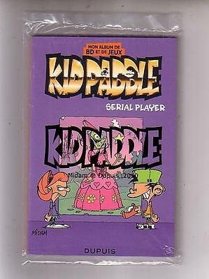 """KID PADDLE (SERIAL PLAYER) pour """"Mc DONALD""""  2010"""