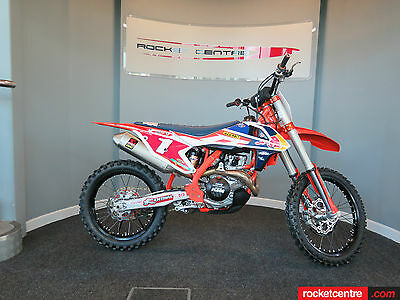 KTM SXF 450 - Used - 2015 Factory