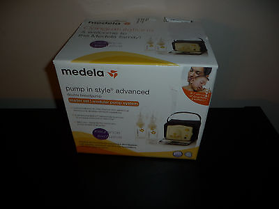 NEW Open Box Medela Pump-In-Style Advanced Breast Pump Starter Set Double