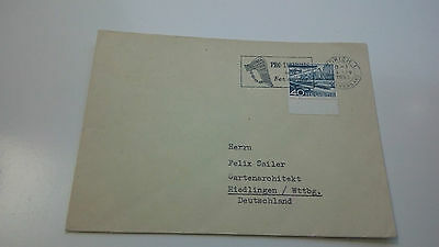 Switzerland Helvetia Cover 1953  --- Check Other Swiss Post Letter Card Items