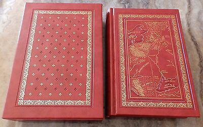 A Game of Thrones Leather Deluxe Slipcase Edition, 1st, George R. R. Martin, NEW