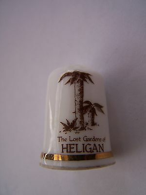 Heligan, Lost Gardens, Thimble, Cornwall, Topographical