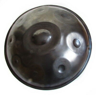 HANDPAN OVERTONE AKE BONO + Free CASE + Free shipping by Air MAIL