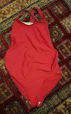 ladies size 14 maternity swimming costume