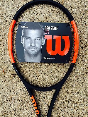 NEW 2017 Wilson Pro Staff 97S Tennis Racquet 4 3/8 free shipping