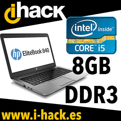 MACBOOK PRO - HACKINTOSH - i5 - 8GB DDR3 1600 - SSD 256GB