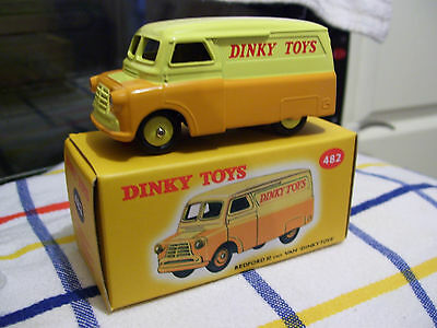 Dinky Toys - Bedford 10cwt Van. With Box.
