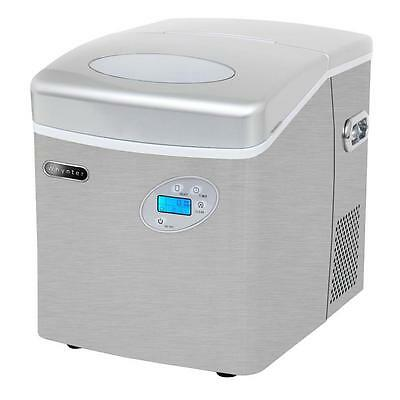 Whynter IMC-490SS 49 lb. Portable Ice Maker, Stainless Steel