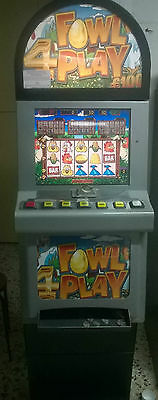 4 Fowl Play Slot jamma (no videopoker, mame, flipper)