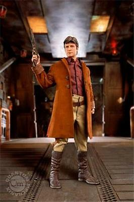 FIREFLY SERENITY Master Series DELUXE Malcolm Reynolds 1:6 ARTICULATED FIGURE