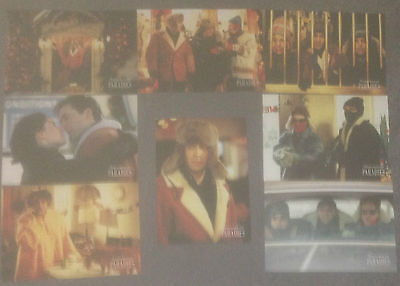 SET OF 8 ORIGINAL LOBBY CARDS TRAPPED IN PARADISE Nicolas Cage