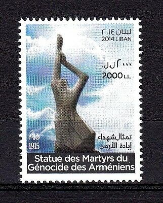 Armenian 1915 Genocide Stamp From Middle East Mnh Sc# 703 Lot Arm-11
