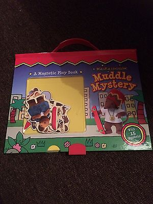 New Cebeebies Rastamouse Magnetic Activity Book Christmas Gift