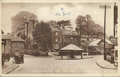 Aspley Guise,the Square ,bedfordshire , Friths Card