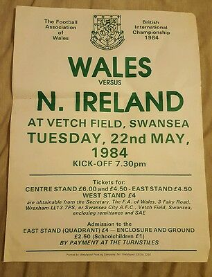 wales football poster