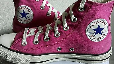 Converse CHUCK TAYLOR ALL STAR - Baskets montantes - rose - taille 39