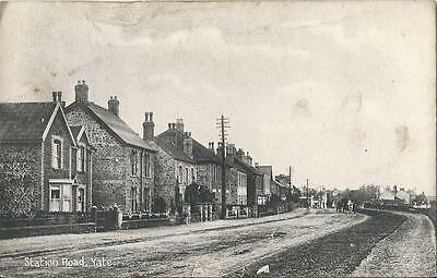 Station Road, Yate,1907 Gloucestershire